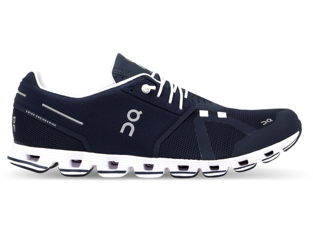 On Cloud Shoes Herre navy-white